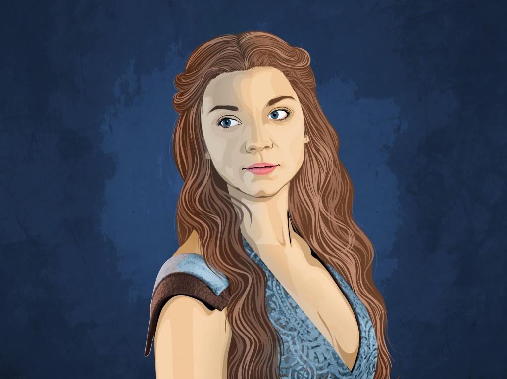 Margaery Tyrell – beautiful and dangerous as a rose