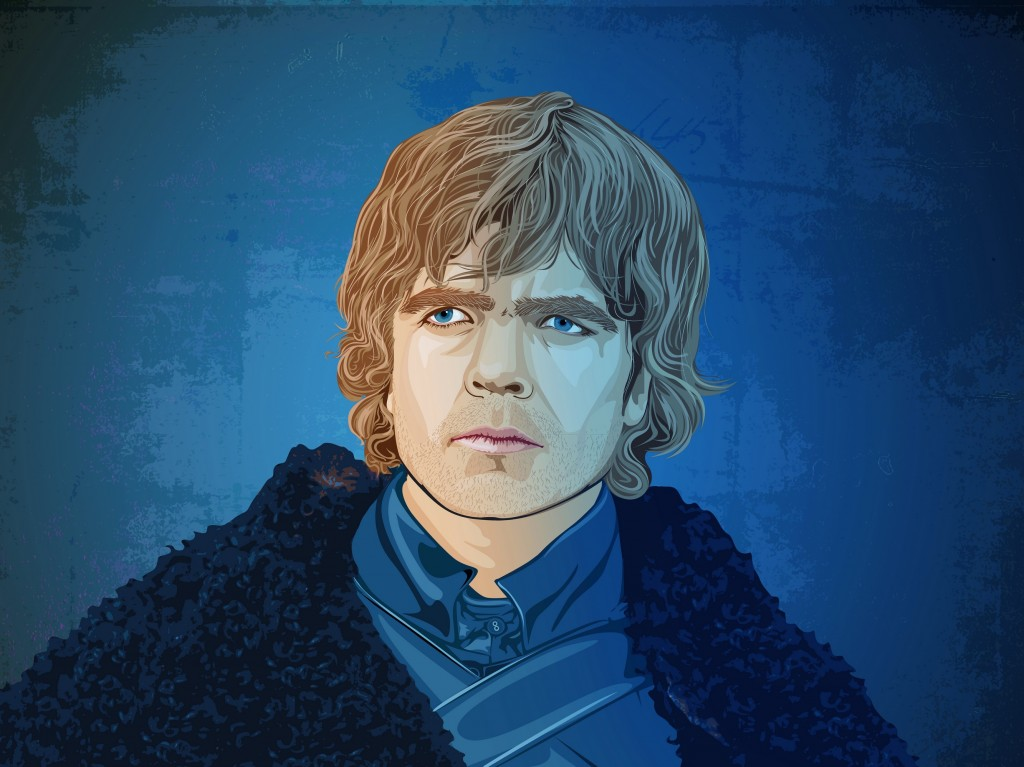 Tyrion Lannister – a Lannister always pays his debts and always looks cool even as a pop art picture